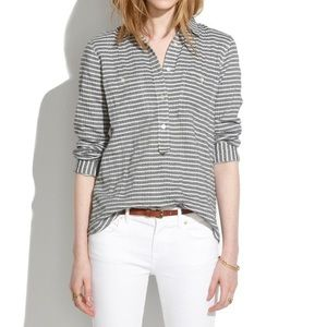 Madewell slip it on style top